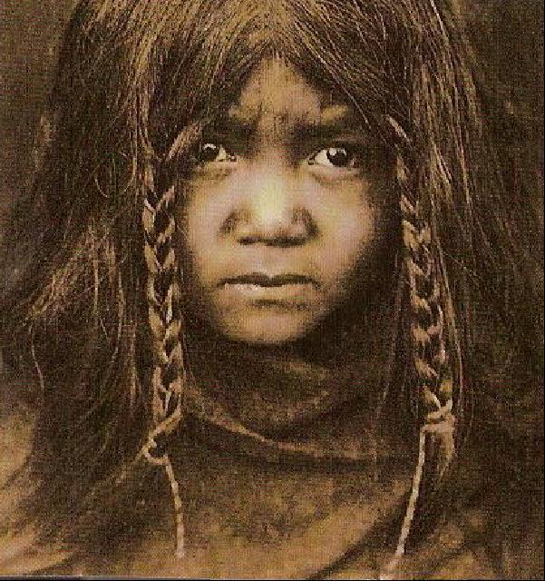 Assez Les Indiens d'Amérique vus par des peintres et photographes. JW07