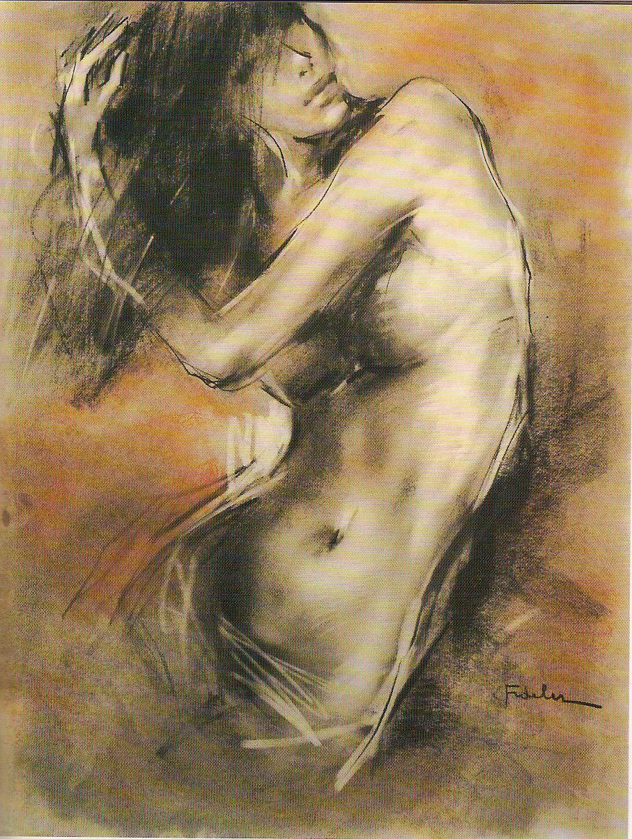 Modèles d'artistes femmes nues